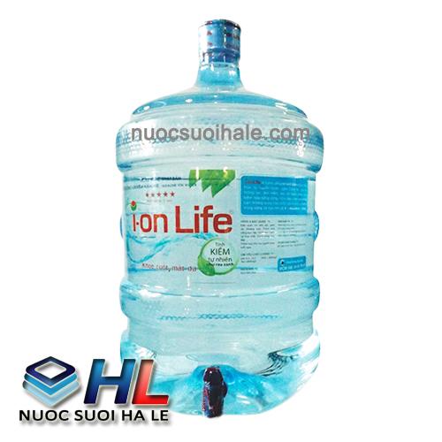 đại lý nước ion life quận 5